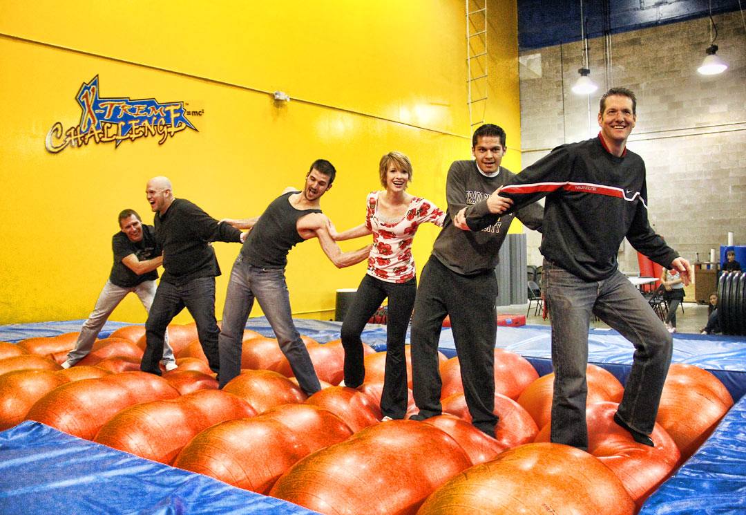Corporate Team Building Denver Corporate Events