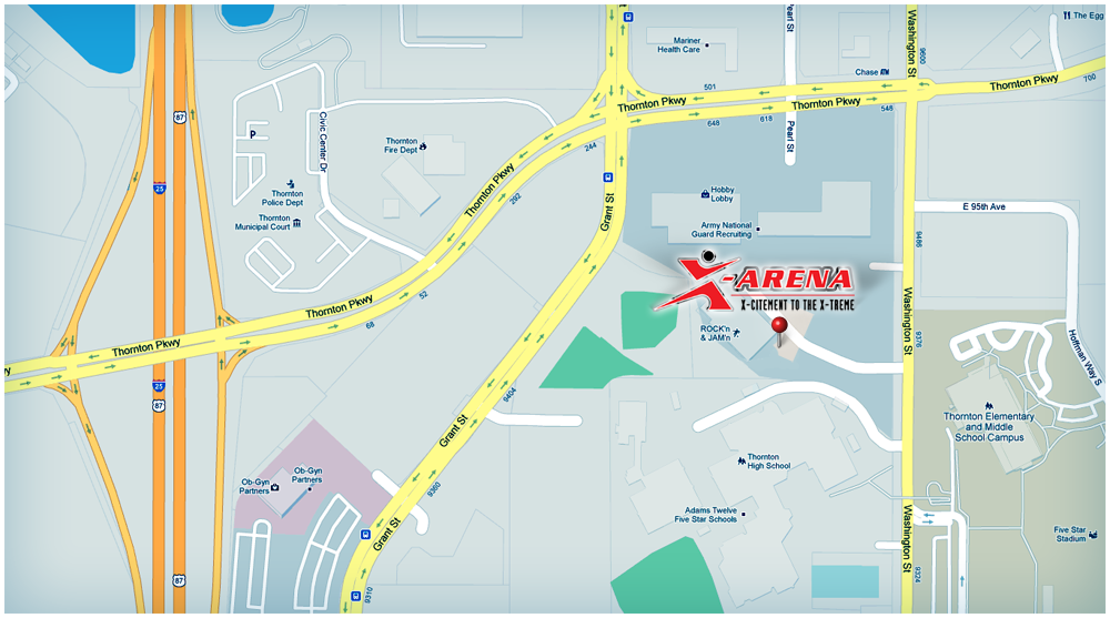 map-x-arena-denver-party-arena-directions
