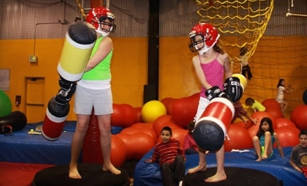 X-clusive Arena Time for your group of KIDS, TEENS or ADULTS